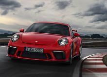 Salon Genewa 2017   Porsche 911 GT3   Dla purystów