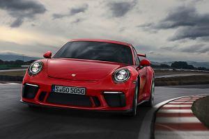 Salon Genewa 2017 | Porsche 911 GT3 | Dla purystów
