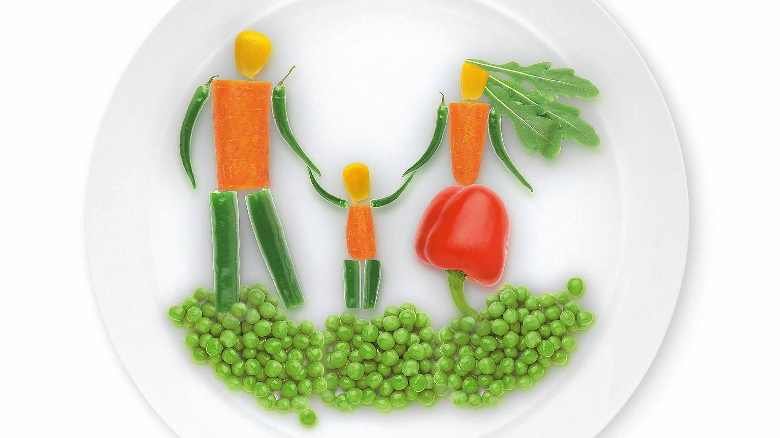 Wegetarianska Dieta Dziecka