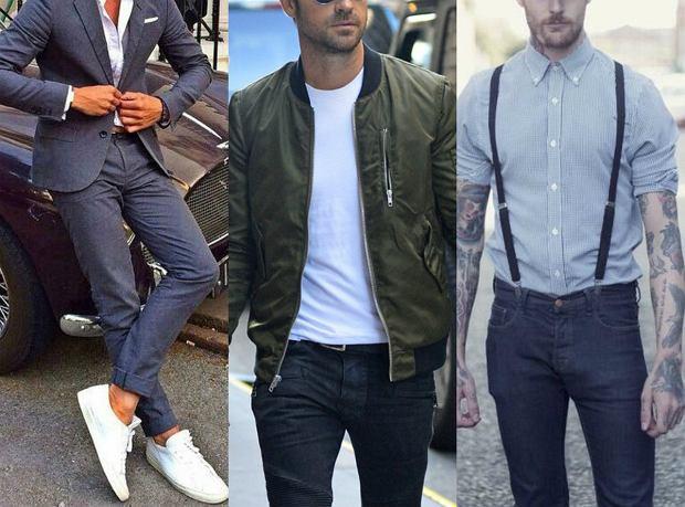 Wiosenne trendy w modzie męskiej