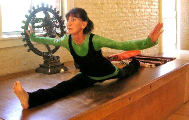 Chcesz dożyć 100 lat? 92-letnia joginka i tancerka zdradza sekret długowieczności