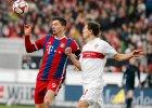 Bundesliga. Fatalne oceny Lewandowskiego za mecz ze Stuttgartem
