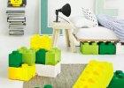 Przestrze� dla dziecka: miejsce na zabawki