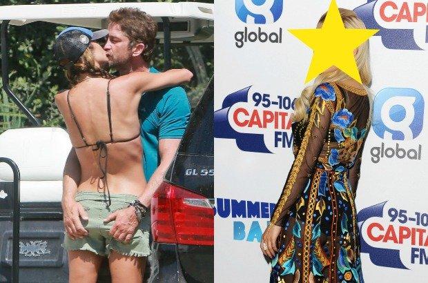 Gerard Butler z ex dziewczyn�/Rita Ora