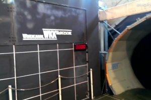 �wiczenia w tunelu aerodynamicznym - Polski Zwi�zek Kolarski wykonuje pierwsze testy