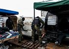 Akcja skarbówki w Wólce Kosowskiej