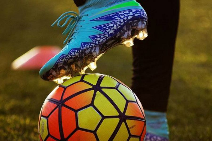 piłka nożna akcesoria