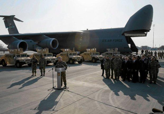 USA dostarczyły Ukrainie sprzęt wojskowy. Na razie Humvee. A będą jeszcze drony, systemy łączności, radary...