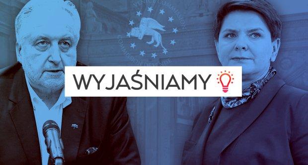 Komisja Wenecka oceni dzia�ania PiS w sprawie Trybuna�u Konstytucyjnego