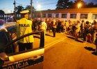 Sto metr�w od tragedii pod Olsztynem. Poci�gi jecha�y na czo�owe zderzenie