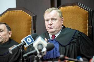 Sędzia Robert Wróblewski zaprzecza, że ukradł pendrive'y