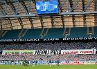 Antylitewski transparent na meczu Lech Poznań - Żalgiris Wilno