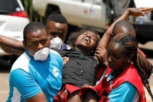 Atak terrorystyczny w Kenii. Jeden z napastnik�w by� synem pa�stwowego urz�dnika