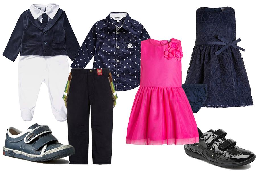 9aa089ac00 Jak ubrać dziecko na wesele  Gotowe zestawy dla dzieci w różnym wieku