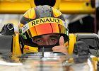 Robert Kubica przetestuje nowy bolid Renault! Oficjalnie