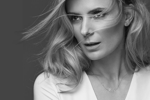Halina Mlynkova ambasadorką BELLER. Zobacz kampanię biżuterii z udziałem artystki [GALERIA]