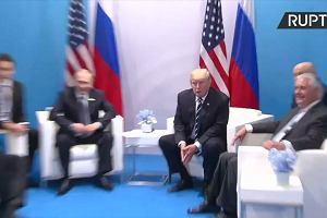Pierwsze spotkanie Trumpa z Putinem. Rozmowa trwała przeszło dwie godziny