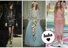 London Fashion Week: Estetyka boho, pastele, kwiatowe aplikacje i bardzo du�o sk�ry. Jakie trendy na wiosn� 2015 proponuj� nam projektanci? [ZDJ�CIA]