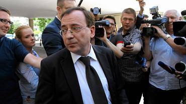 Mariusz Kamiński, były szef CBA