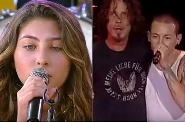 """12-letnia córka zmarłego niedawno Chrisa Cornella, Toni Cornell, wystąpiła w amerykańskim programie śniadaniowym i zaśpiewała utwór """"Hallelujah"""" na cześć ojca oraz jego wieloletniego przyjaciela, Chestera Benningtona."""