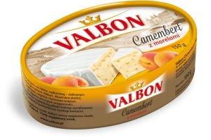 Nowo�� - Valbon Camembert z morelami!
