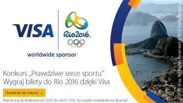 Dwa bilety lotnicze do Rio, udzia� w czterech wydarzeniach w ramach Igrzysk Olimpijskich i w ceremonii otwarcia - zainteresowany?