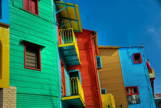 Buenos Aires. La Boca