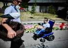 Boże Ciało. Turyści z całej Polski przyjadą do Spycimierza oglądać kwiatowe dywany [ZDJĘCIA]