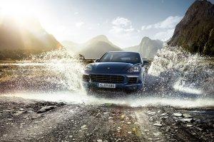 Porsche Cayenne | Prezentacja modelu