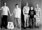 Co roku, przez 22 lata, fotograf robił im zdjęcia. Efekt? Niesamowity! Każdy chciałby mieć taką pamiątkę [ZDJĘCIA]