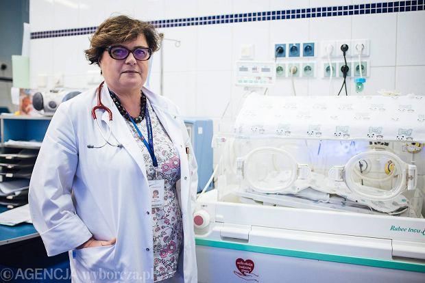 Lekarka od noworodków: Jurek Owsiak dał nam narzędzia do pracy