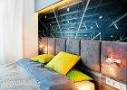Sypialnia: soft loft