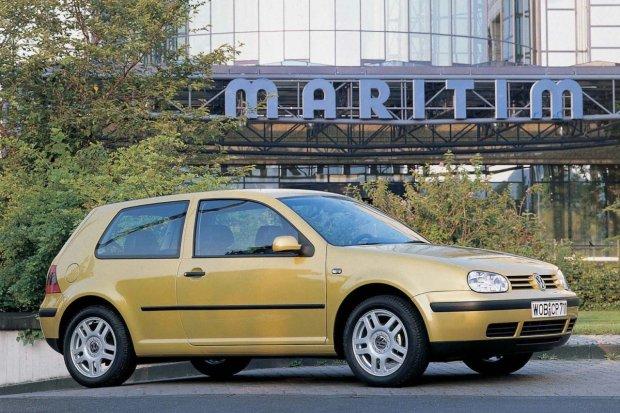 Volkswagen Golf IV 3d
