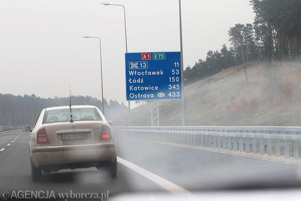 Nowy odcinek autostrady A1 otwarty [ZDJ�CIA]