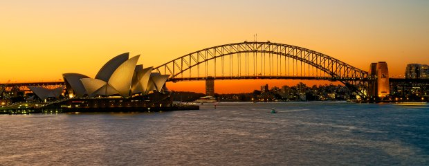 Tak si� mieszka - Australia