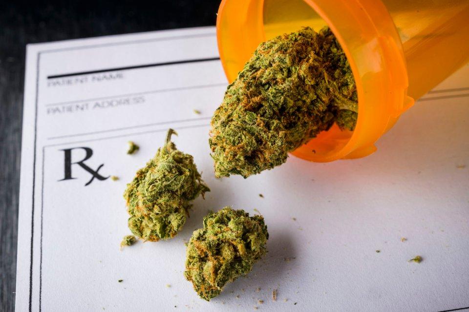 Cannabis leczy - medyczne zastosowania marihuany