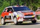 Citroen Racing Trophy Polska | 29. Rajd Karkonoski | Relacja: Pech �erebeckiego, s�absze tempo Chmielewskiego