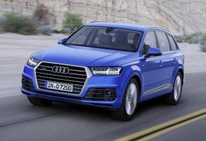 Salon Detroit 2015 | Nowe Audi Q7 | Drugie wcielenie