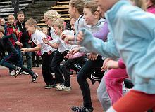 Jak rozpocząć z dzieckiem biegową przygodę?