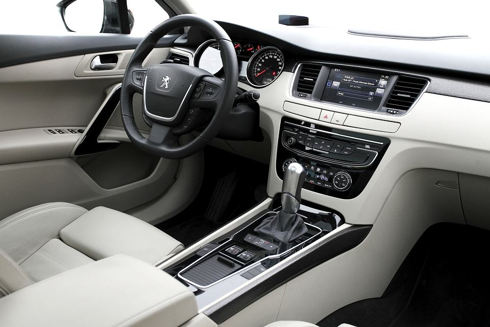 peugeot 508 sw 2 0 hdi at allure test auto uniwersalne zdj cie nr 9. Black Bedroom Furniture Sets. Home Design Ideas