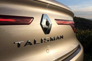 Renault Talisman | Pierwsza jazda | Walka o segment