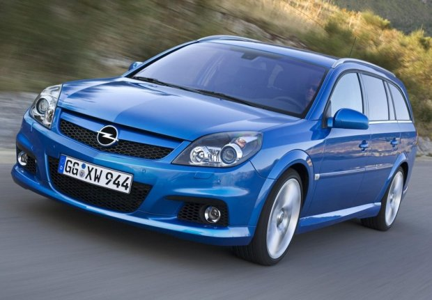 Opel Vectra kombi OPC