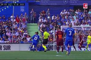 """Primera Division. Getafe - FC Barcelona 1:2. """"Paulinho zawsze miał taki ciąg na bramkę"""" [ELEVEN SPORTS]"""