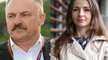 Marek Jakubiak i Agnieszka Dziemianowicz-Bąk