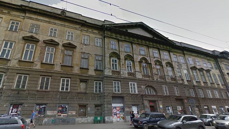W kamienicy przy ul. Stradomskiej powstaje hotel