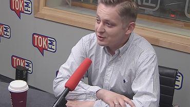 Jakub Stefaniak w TOK FM