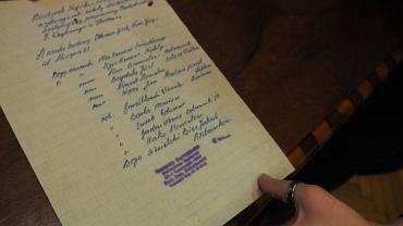 Podczas remontu restauracji w Tarnowskich Górach odkryto zamurowaną butelkę, w której znajdowała się wiadomość sprzed ponad 40 lat