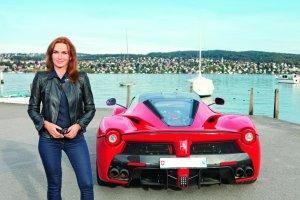Ferrari LaFerrari | Oto w�a�cicielka jednego z nich