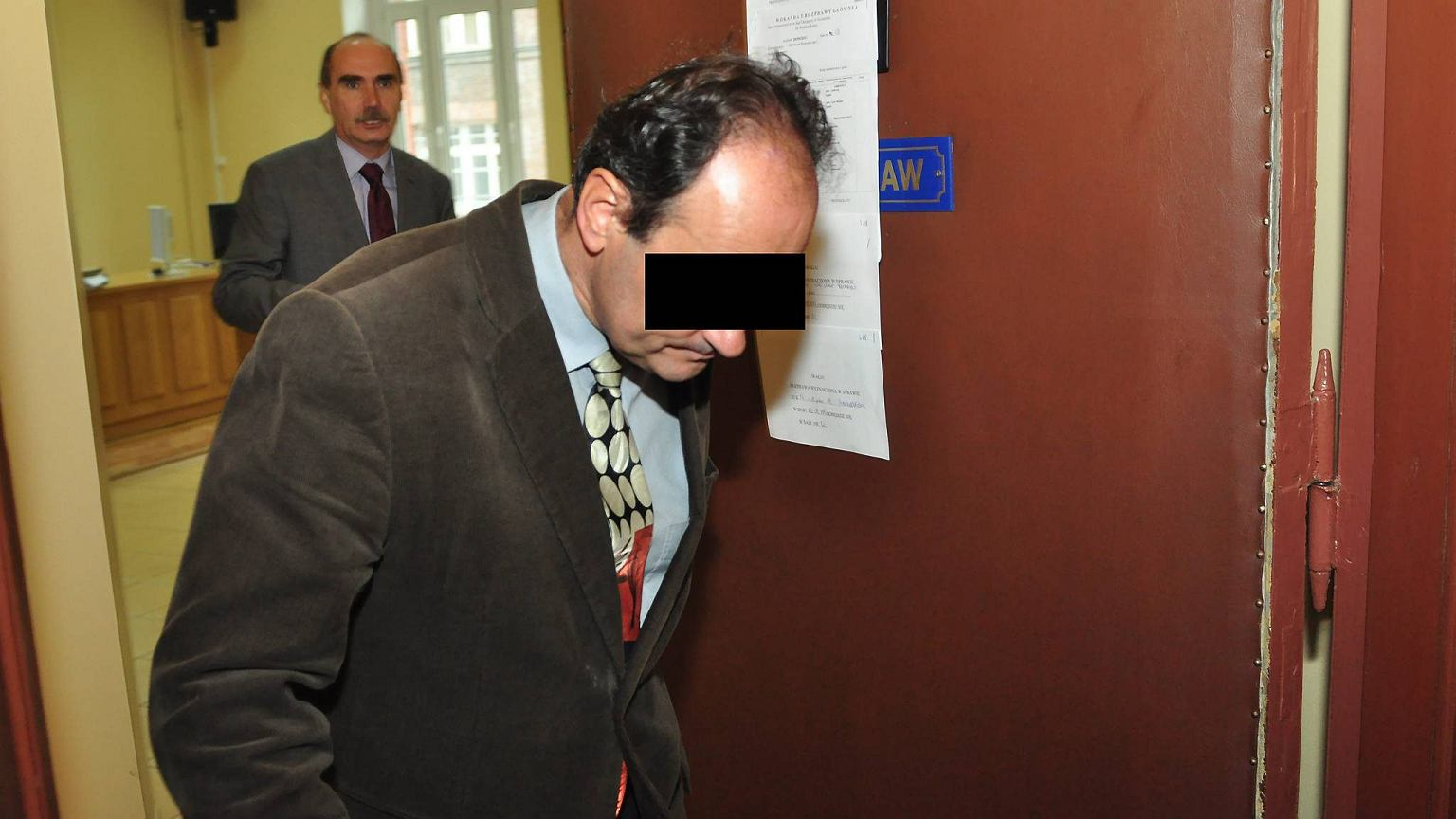 Czy prowokacja dziennikarska była nielegalna  Adwokat oskarżony o  fałszerstwa skarży się fe8d15bdf6