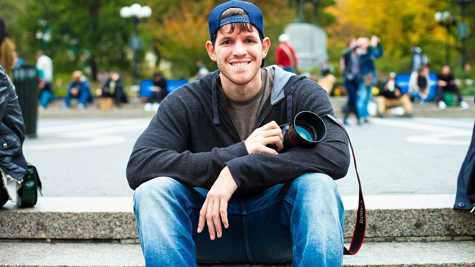 Brandon Stanton, twórca 'Humans of New York'